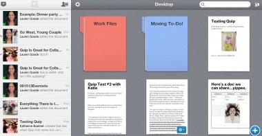 Quip Desktop