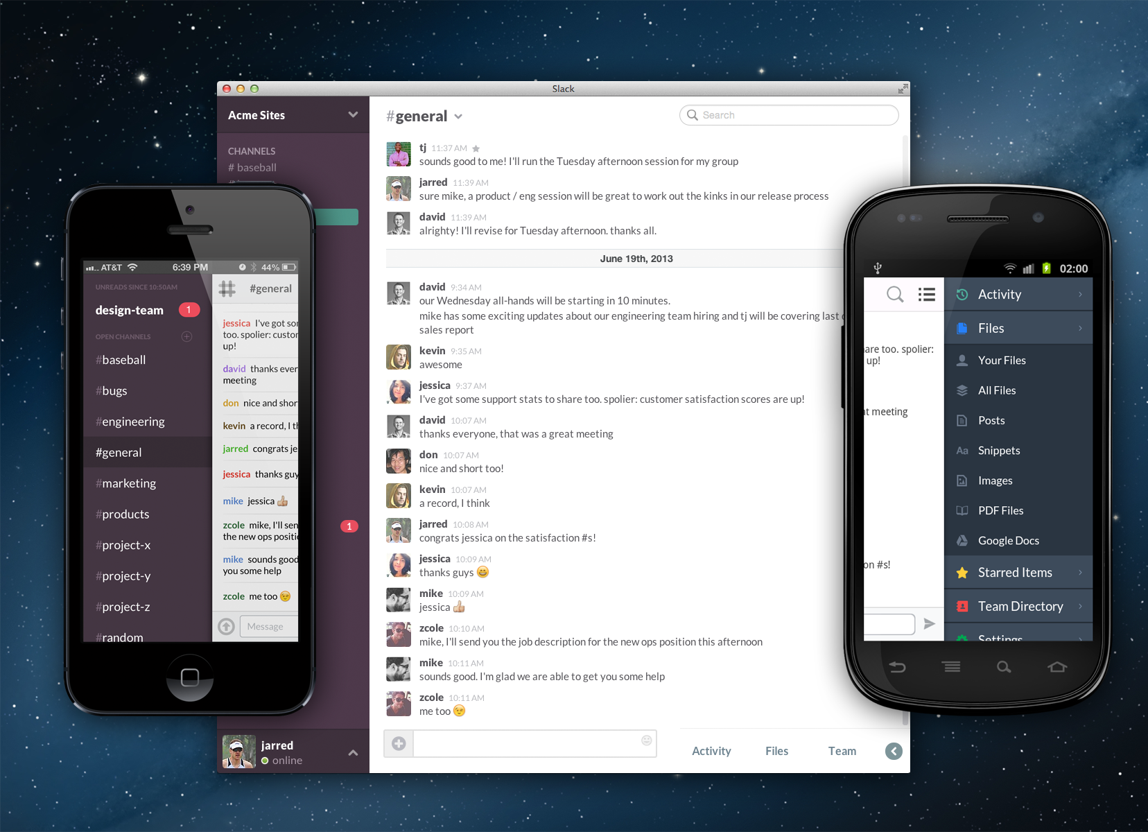 Flickr Co-Founder Stewart Butterfield Turns to Workplace Communication Tools With Slack