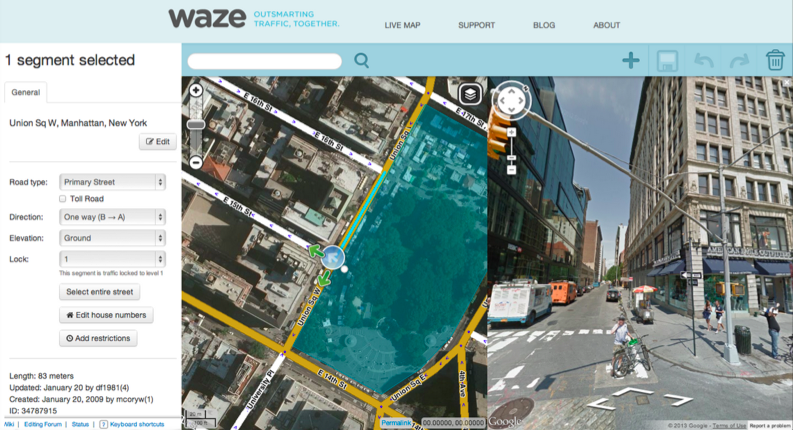 Google and Waze Start Mixing Their Maps for the First Time