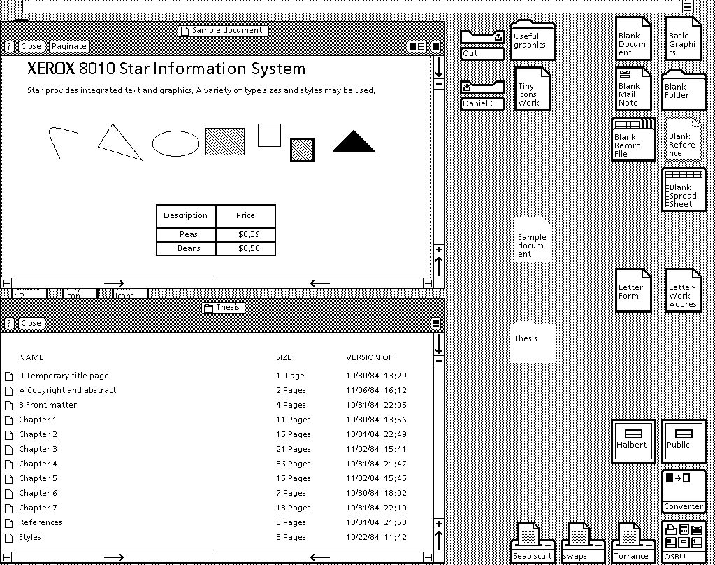 The Future of the Desktop -- Rendering the Operating System Irrelevant?