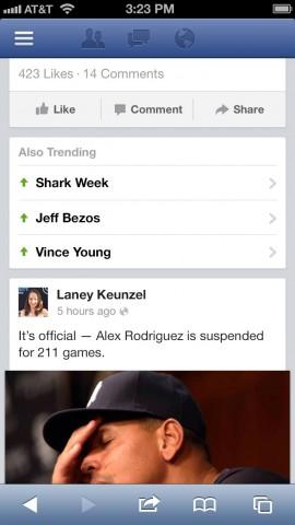 also trending