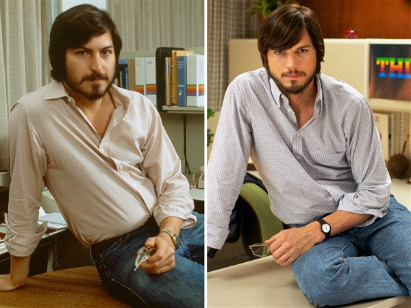 "Ashton Kutcher on ""Jobs"": ""I Loved a Man I Never Knew"""