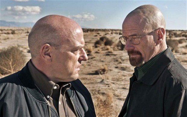 """Breaking Bad"" Is Big on Twitter, Facebook — And TV, Too"