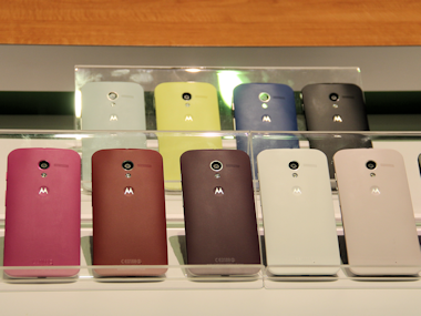 Motorola Gives Friends and Family a Free Moto X to Test