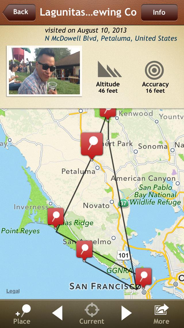 mobilytrip trip journal app reviews bonnie cha product reviews
