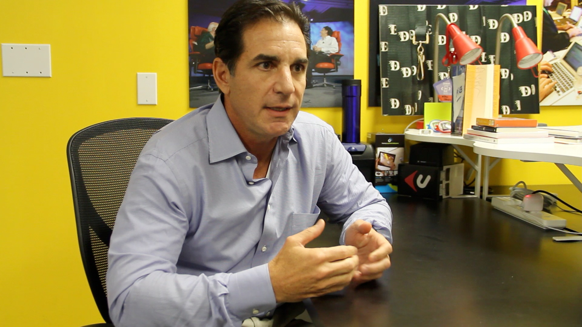 New AOL Networks CEO Bob Lord Talks About Where the Online Ad Market Is Headed