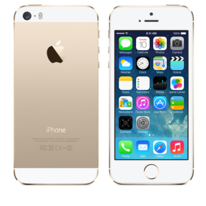 Gold iPhone 5s Availability Shifts to October on Apple.com