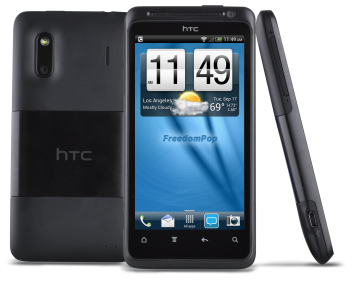 FreedomPop Phone HTC 3 views