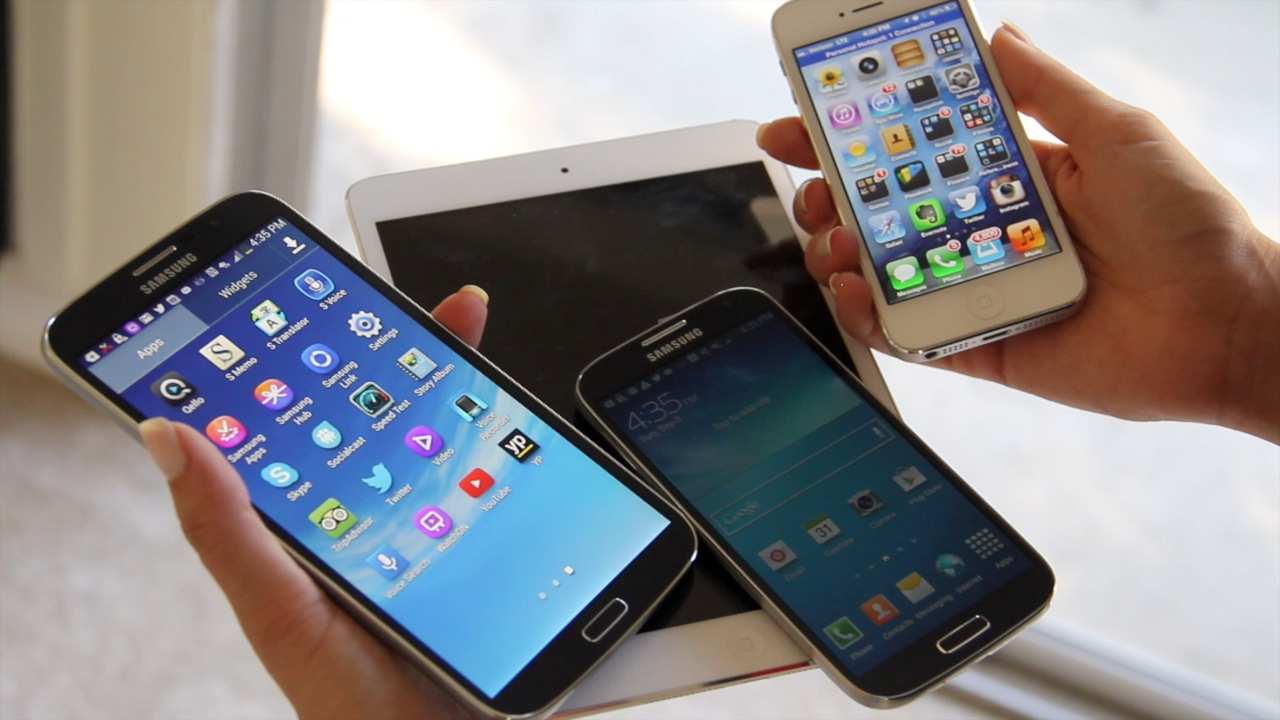 """Let's Call the Samsung Galaxy Mega """"Phablet"""" What It Should Be: A Tablet"""