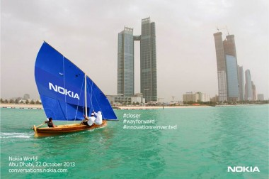 Nokia World Abu Dhabi