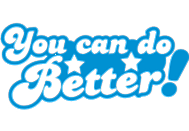 You_can_do_better