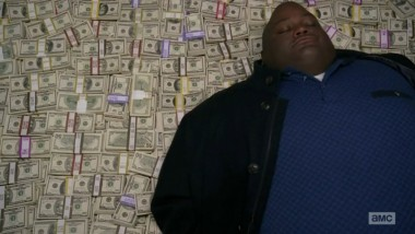 breaking bad huell's money bed