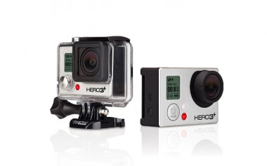GoPro Launches Smaller, Longer-Lasting Hero3+, Eyes Bigger Picture With Easier Sharing