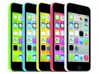 The 5C iPhone comes in green, blue, yellow and pink, as well as white.