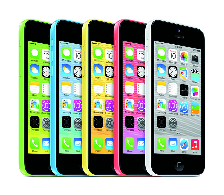 new arrival 3e71b c4be6 Apple iPhone 5C Comes in Candy Colors at a Nice Price for Newcomers ...