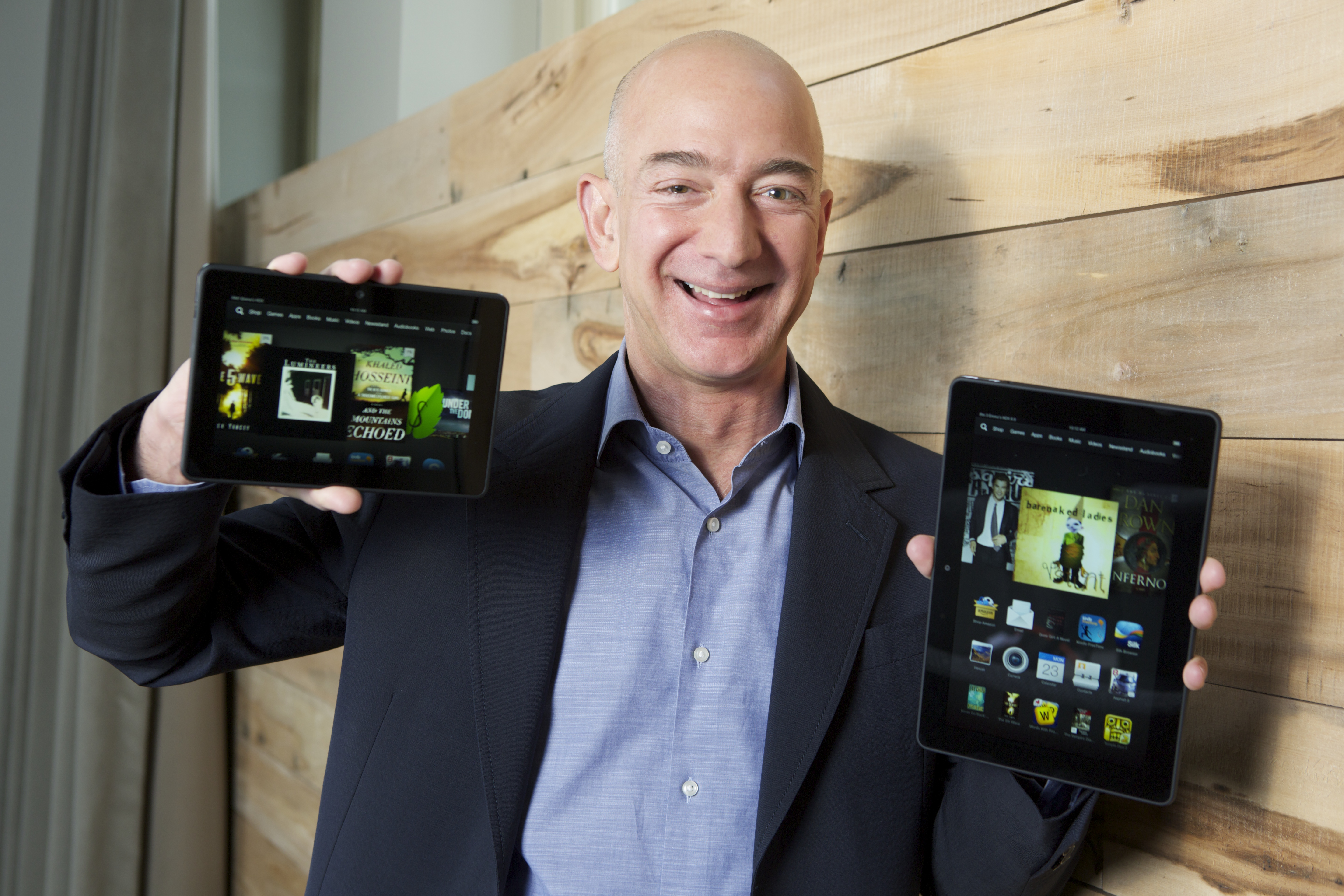 Amazon Ceo Tells Small Book Shops Complaining Is Not A Strategy