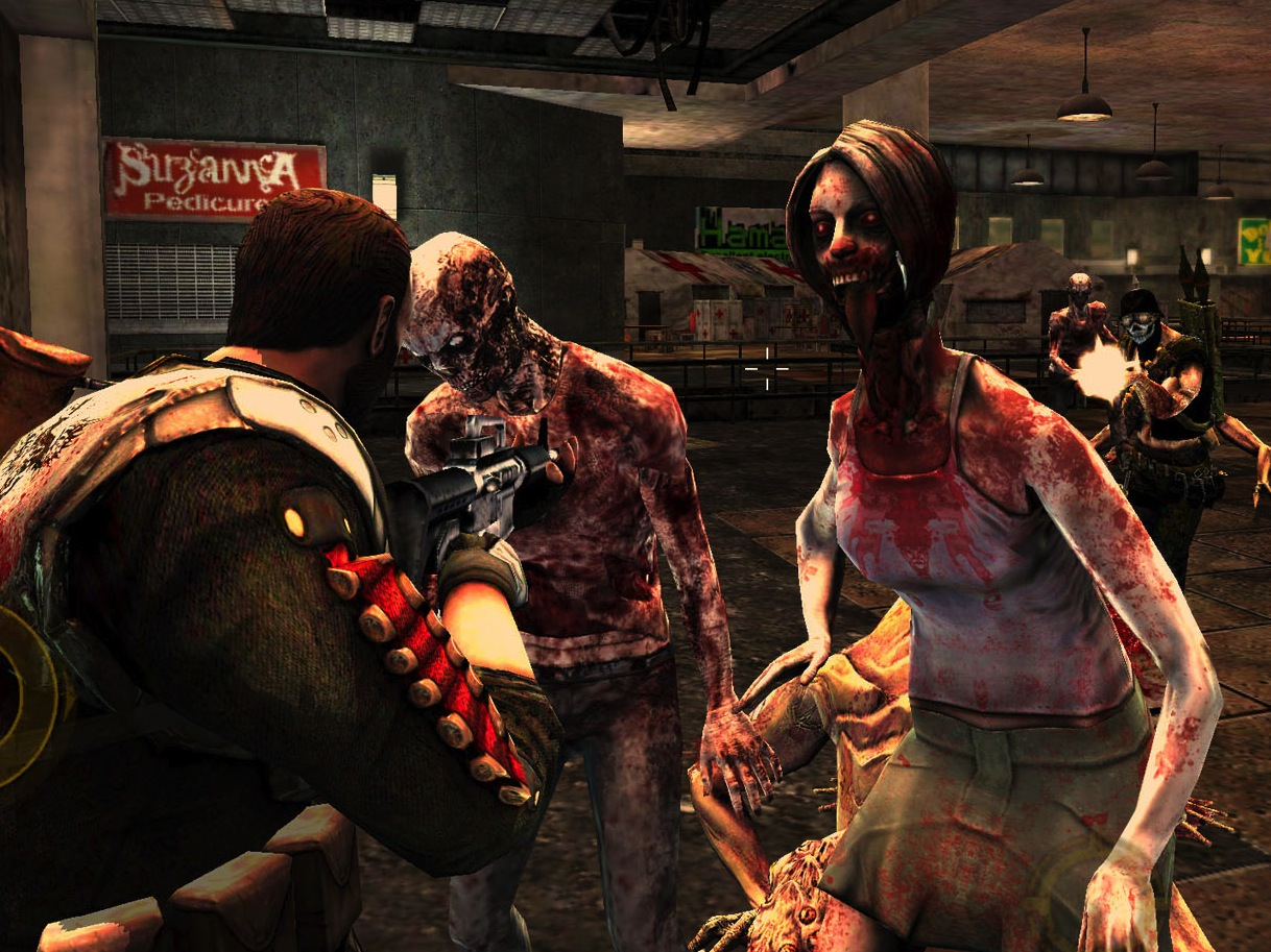 Infected Wars Claims to Be First Mobile Shooter With Co-Op ...