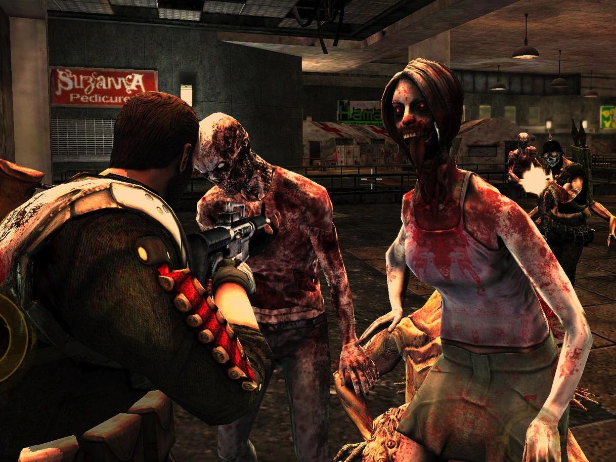 Free Zombie Games