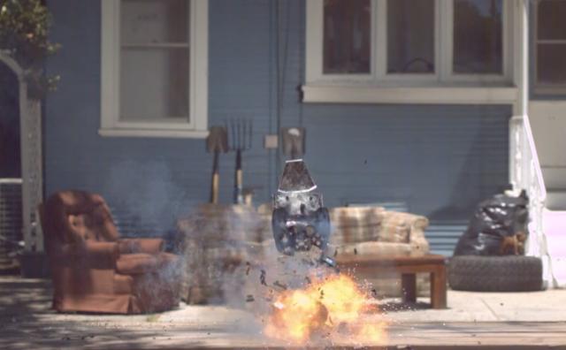 nvidia explosion