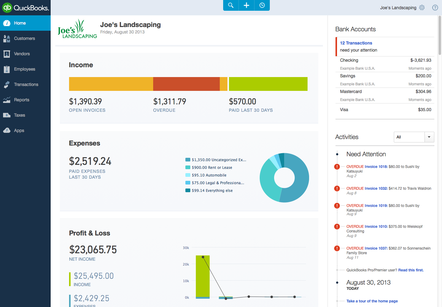 Does Quickbooks Have Property Management Software