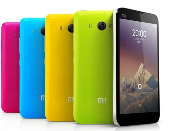 Xiaomi's Mi2s