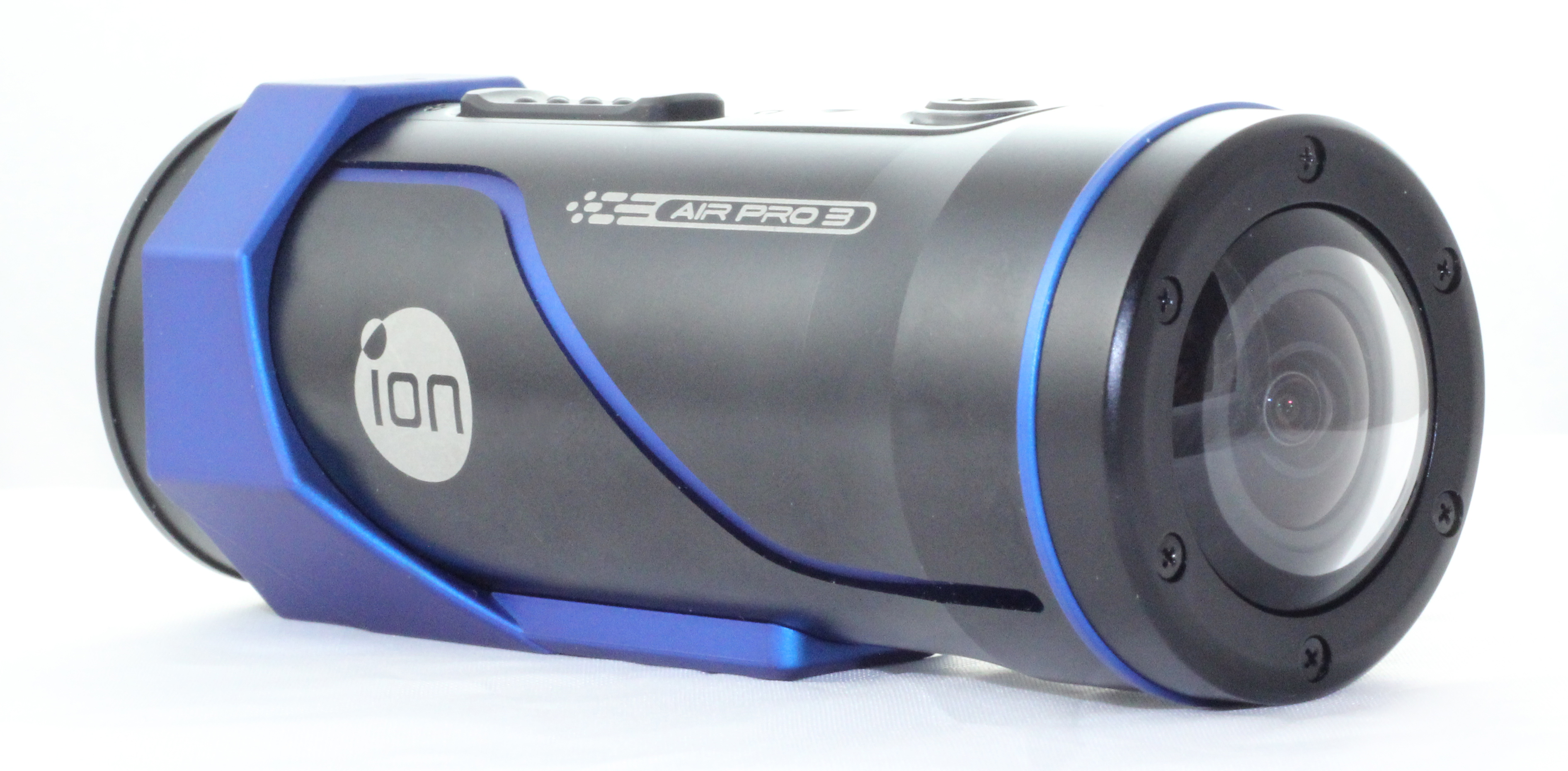 Ion Air Pro 3 Adds New Image Sensor, Swims Deeper