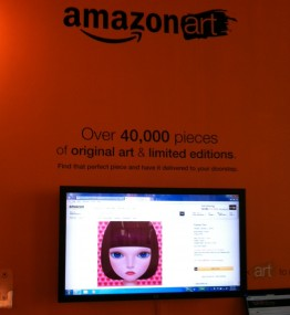 Amazon Art display