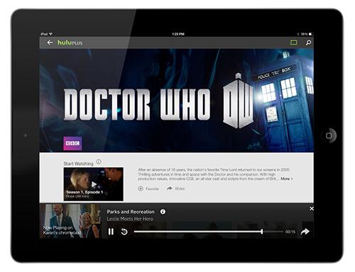 Google Chromecast Adds Hulu Plus Web TV App - Peter Kafka - Media