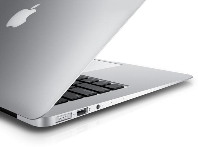Apple Replacing Faulty MacBook Air Drives