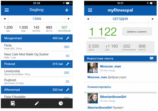 Dieting App MyFitnessPal Aims for Global Growth