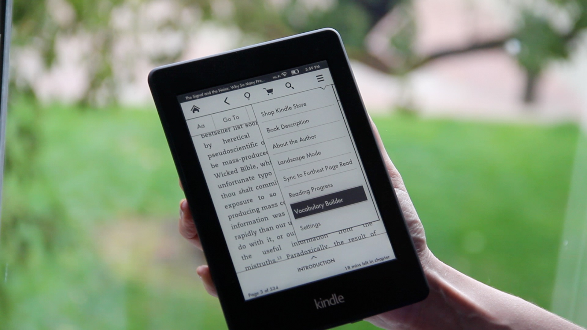 New Kindle Paperwhite Is a Snappier, More Capable E-Reader - Lauren