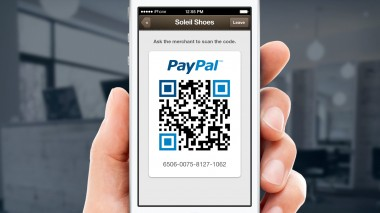 PayPal QR_Code