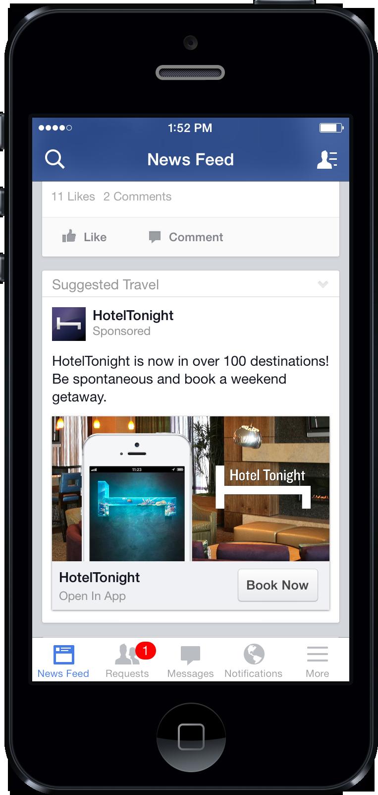 Facebook Mobile App Install Ads Capture Revenue, Drive ... |Facebook Mobile App