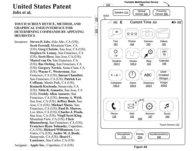 Apple's Steve Jobs Patent Confirmed by USPTO