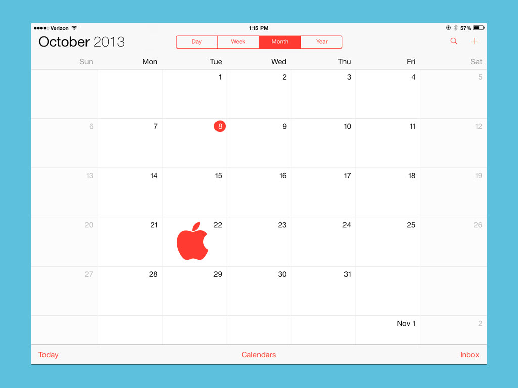 Apple Will Hold Fall iPad Event on October 22