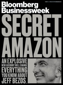 Bloomberg Businessweek Amazon book excerpt cover
