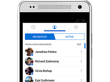 With Messenger App Update, Facebook Inches Further Into Your Phone
