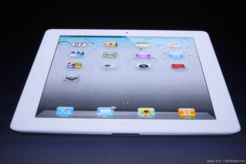 Why Is Apple Still Selling the iPad 2? Because It Can.