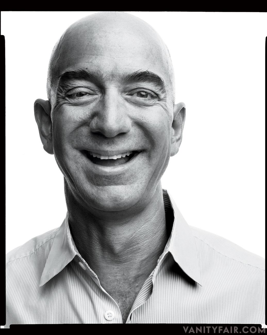 Power Listicle Disruptive Bezos Displaces Apple Execs On Vf Ranking