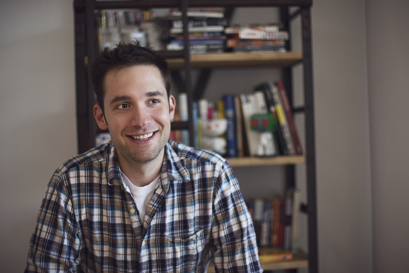 Reddit Co-Founder Alexis Ohanian Needs No Permission