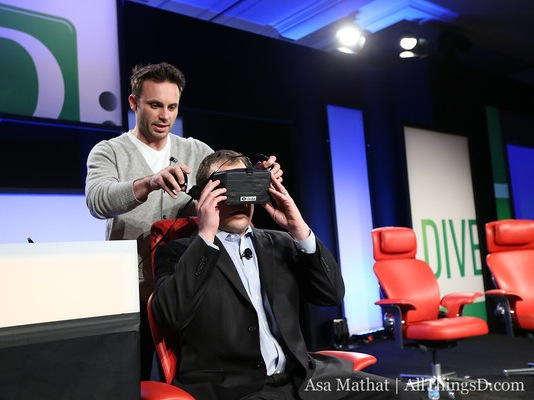 """Oculus Rift Will Be a """"No-Motion-Sickness Experience,"""" and 4K Display in the Works, CEO Says"""