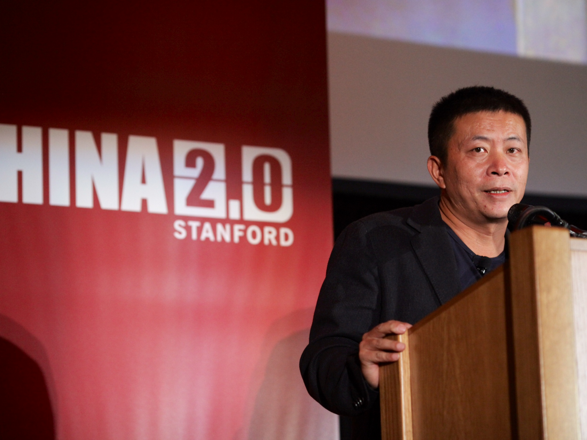 Sina CEO Charles Chao on How Weibo Is Changing China