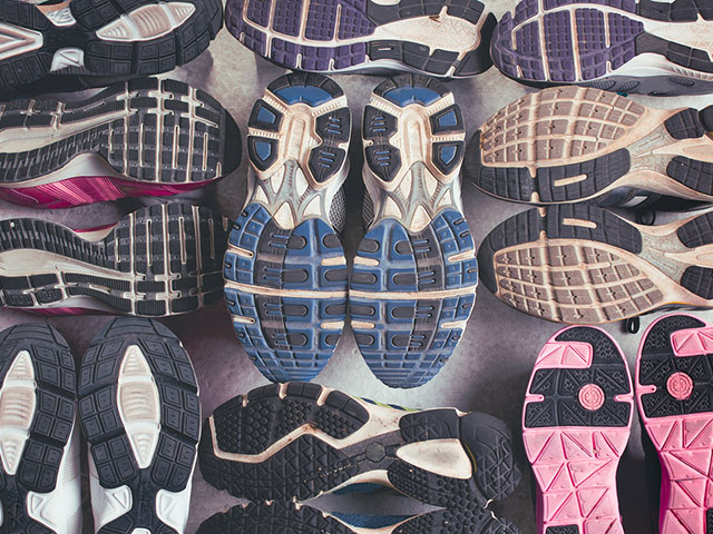 Big Data and the Soles of Your Shoes