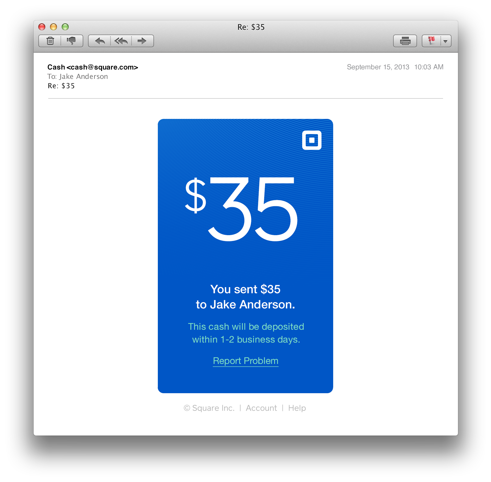 Square Cash, the Service That Lets You Email Money to Friends, Is Now Public (And Free)