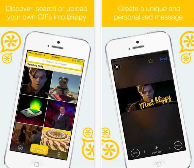 New Blippy Mobile App Will Help You Find the Perfect Reaction GIF