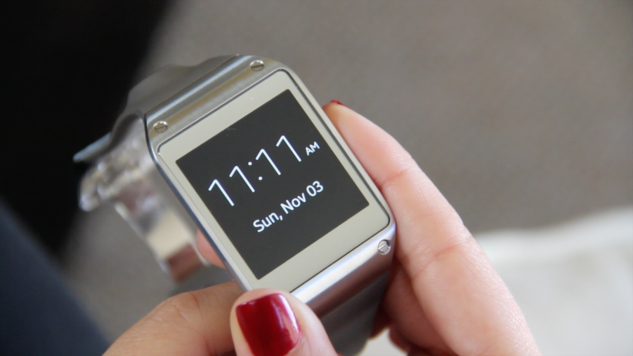 With Samsung Galaxy Gear, the Watch of the Future Is Not Quite Here Yet