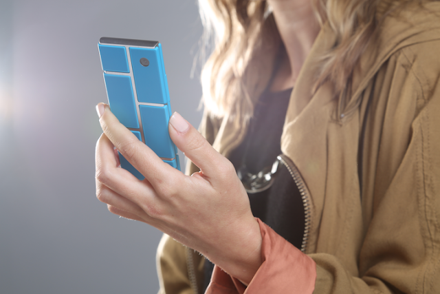 "Motorola Taps 3D Systems to Help Make ""Project Ara"" Customizable Phone a Reality"