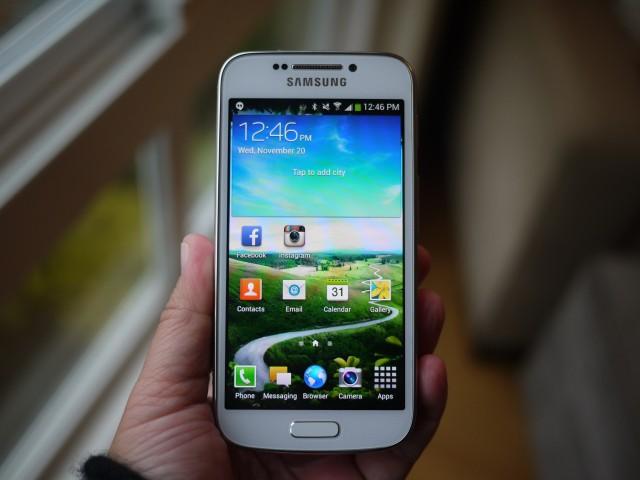 Samsung Galaxy S4 Zoom  At U0026t  Review