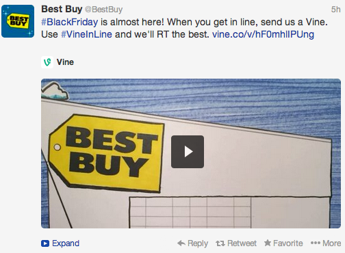 Best Buy's Risky Black Friday Twitter Campaign