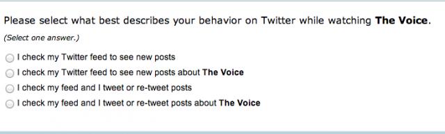 Twitter survey 10
